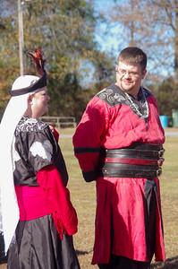 Lord Alfrikr Rikson & The Honorable Lady Dia Ramberti