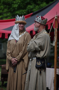 Queen Lorelei & King Brian