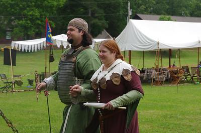 Sir Griffin FitzWyse for Mistress Belisencia le Swanyng