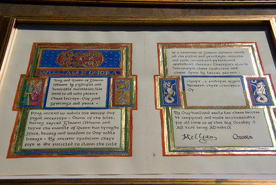 County Scroll by Isabel the Mad