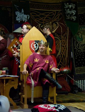 King Loric