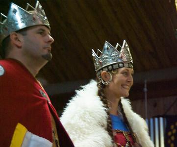 King William & Queen Onora
