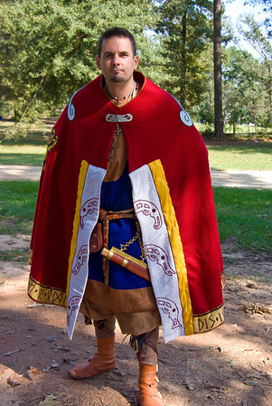 Coronation Garb