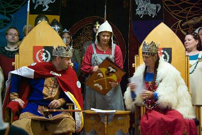 Camric II Coronation 2009