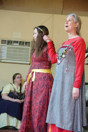 new Kingdom Chirurgeon  Lady Myra of the Glen