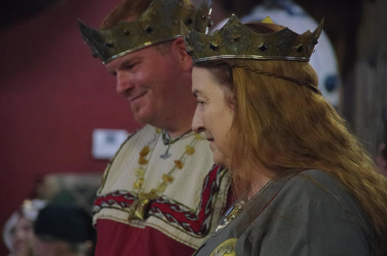 King Uther & Queen Brigit