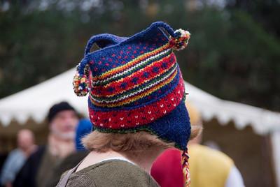 Baroness Barbara's souvenir hat