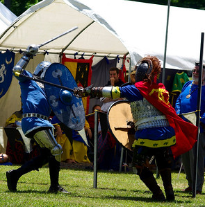 Angus vs Elesar