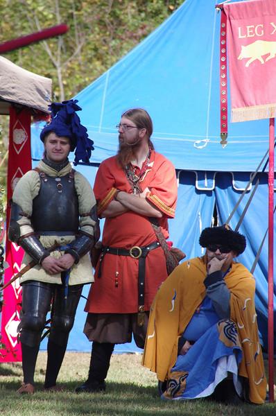 Tristan, Tynk, & Skallagrim