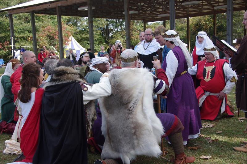 swearing the sword oath