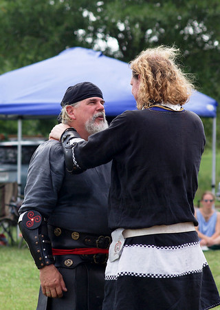 Madoc to be Knighted at Gulf Wars
