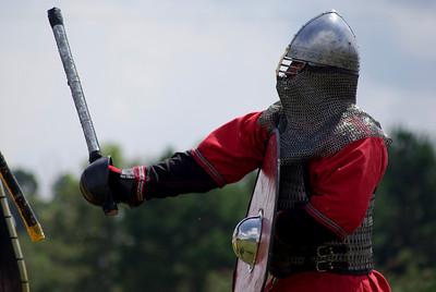 Sir Gunr Redboar - Midrealm