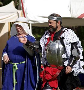 Baron Edward of Yarborough for THL Muirghein inghean Rioghan
