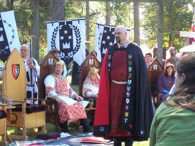 Gleann Abhann 1st coronation
