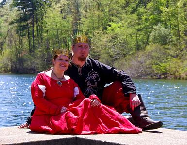 King Jon & Queen Beatrix