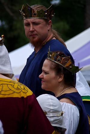 King John & Queen Beatrix
