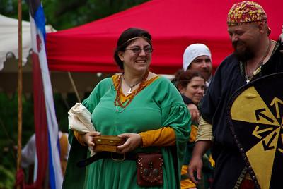 Lord Skallagrim Bararson & Lady Evelaliia Svenevicha