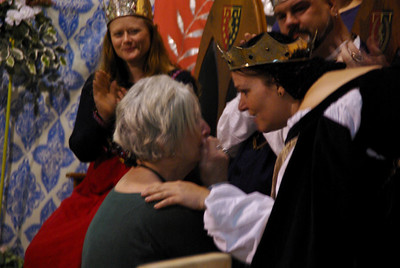 Karis given Court Barony