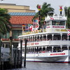 the iconic Jungle Queen on the New River, Fort Lauderdale.