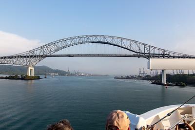 PC Cruise Day 11 Panama Canal Transit-2172