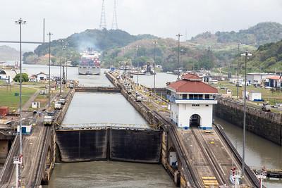 PC Cruise Day 11 Panama Canal Transit-2363