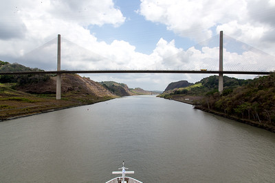 PC Cruise Day 11 Panama Canal Transit-2486