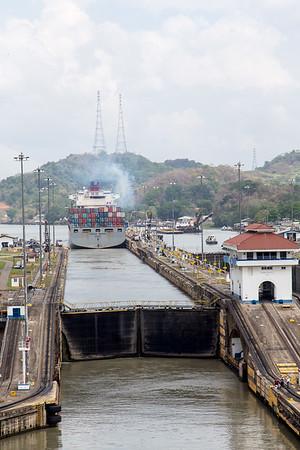 PC Cruise Day 11 Panama Canal Transit-2353