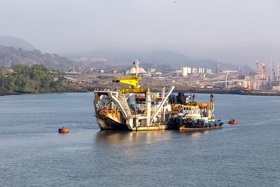 PC Cruise Day 11 Panama Canal Transit-2192