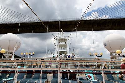 PC Cruise Day 11 Panama Canal Transit-2491