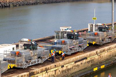 PC Cruise Day 11 Panama Canal Transit-2212