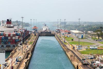 PC Cruise Day 11 Panama Canal Transit-2511