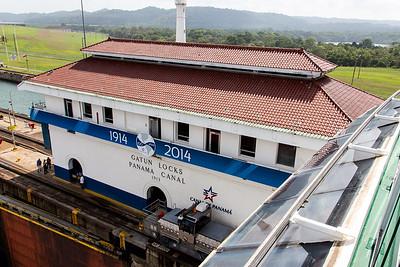 PC Cruise Day 11 Panama Canal Transit-2546