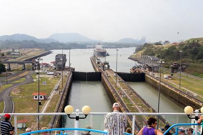 PC Cruise Day 11 Panama Canal Transit-2316