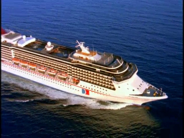 Carnival Cruise Line Staterooms (2006)
