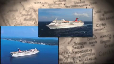 Carnival Inspiration & Paradise - Panama Canal Cruises <br /> 09/02/2010
