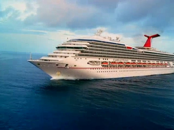 Carnival Cruise Lines from New York (2006)