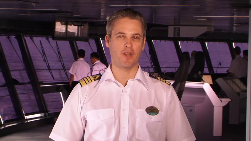 Allure of the Seas - Captain's Log Day 11 (11/09/10)