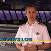 Allure of the Seas - Captain's Log Day 2  (10/31/10)