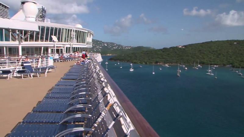 Oasis of the Seas Cruises to the U S Virgin Islands (04/13/10)