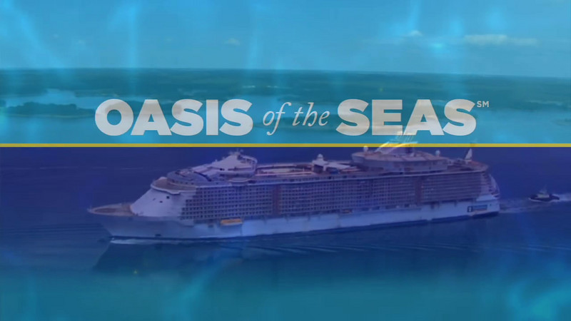 Oasis of the Seas - Countdown to Completion