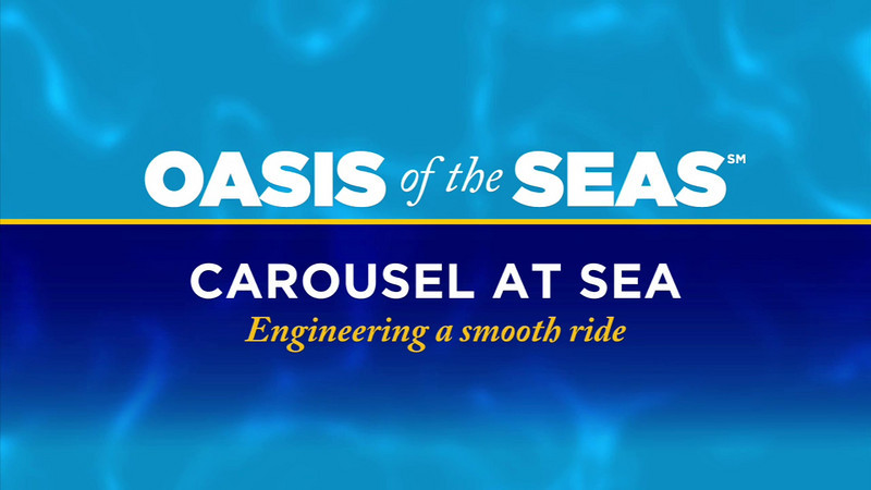 Oasis of the Seas - Carousel at Sea