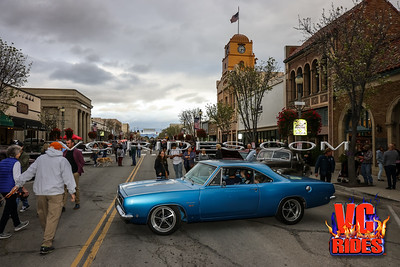 Santa Paula Cruise Night 4-5-19