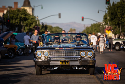 Santa Paula Cruise Night 9-6-19