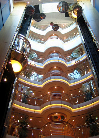 Navigator of The Seas: March 2009