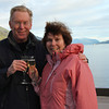 Alan and Donna Hull on Safari Quest in Alaska