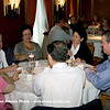 World Ship Society members enjoy lunch on board.