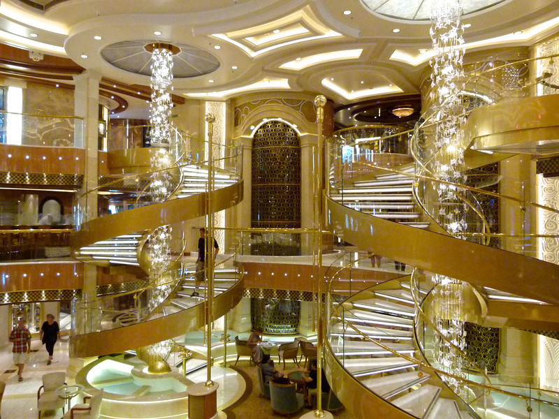 Royal Princess Piazza