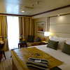 Deluxe cabin stateroom on Royal Princess
