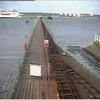 Adonia passing Hythe pier cam  5/22/11