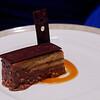 The night's chocolate desert